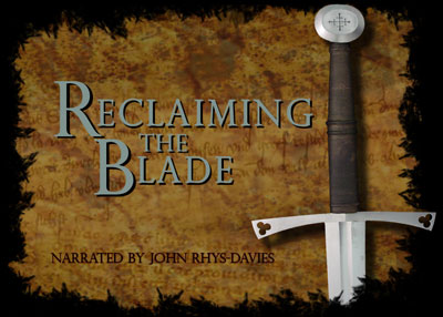David James Nielsen 'Reclaiming the Blade'