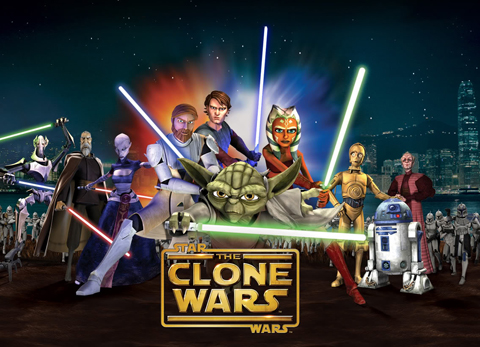 Starwars - The Clone Wars