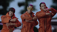 Company 3 Colors Action - Packed Video for Beastie Boys