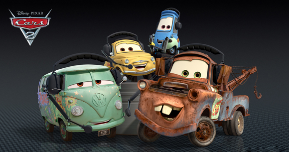 Cars 2 Generates Approximately $3 Million from 153 IMAX Screens