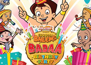 Chota Bheem Birthday