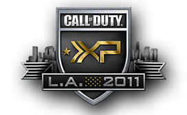 Call of Duty XP L.A 2011 Competition