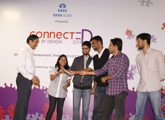 Tata Elxsi celebrated World Industrial Design Day 2011 with the launch of connect D