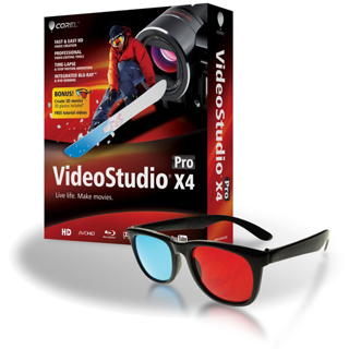 Corel Video Studio Pro X4
