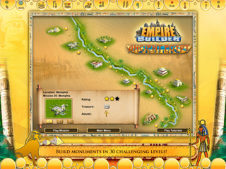 Empire Builder - iPhone game