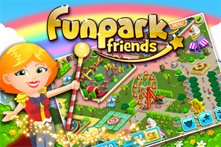 "Tag Games Uses Autodesk 3ds Max for ""Funpark Friends"" 3D Mobile Game"