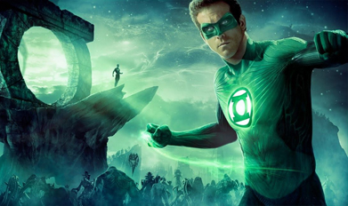 Green Lantern Stereoscopic Version by Prime Focus