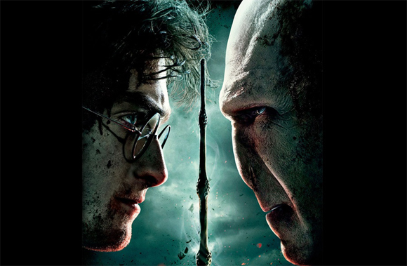 Harry Porter and the Deathly Hallows - Part 2 in IMAX