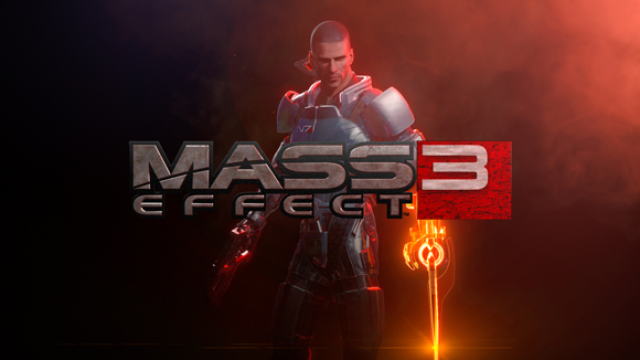 Mass Effect3 Solid VFX