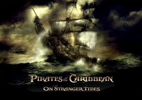 IMAX 3D - Pirates of the carribean: On stranger Tides
