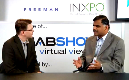 President and CEO of Prime Focus Technologies Talks to the INXPO