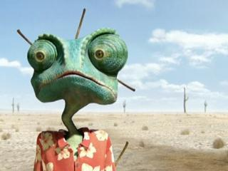 Rango - The Hilarious Comedy Adventure on Blu-ray & DVD