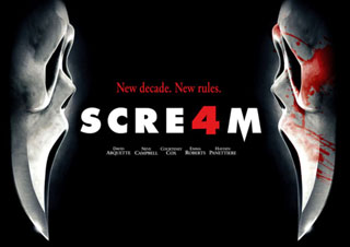 Scream 4 at Prime Focus
