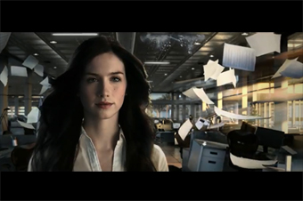 "Digital Domain Brings Movie-Scale Stereo Effects to ""2 Worlds"" for Sony"