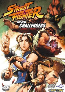 Street Fighters - The New Challengers