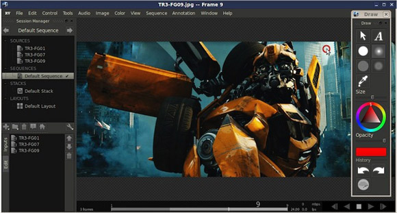 Tweak Software to Unveil RV 3.12 at SIGGRAPH 2011