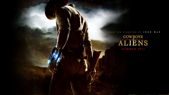 Cowboys & Aliens to Release in Select International IMAX Theatres