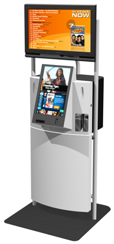 Xona Media introduces DVD and Digital Movie Kiosks